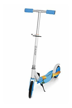 Busso Unisex Scooter - Busso Scooter S200E Scooter - S200E-BLUE