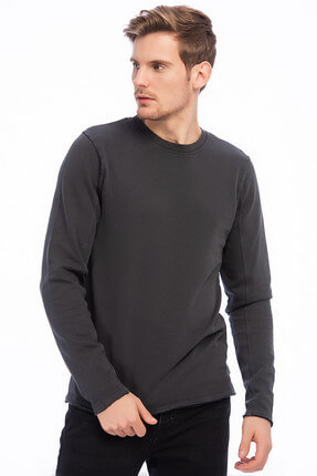 Jack & Jones Sweatshirt - Andy Premium Sweat Crew Neck 12143068