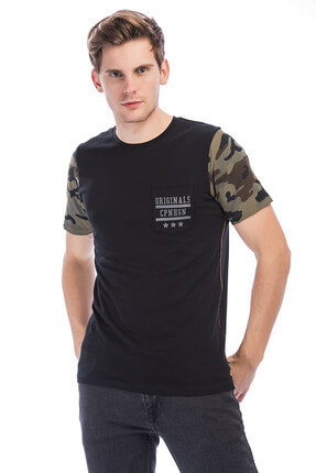 Jack & Jones T-shirt - Groundhog Original Tee SS Crew Neck