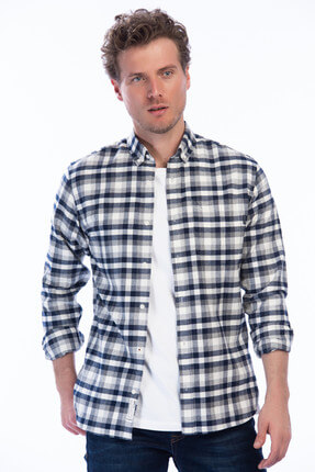 Jack & Jones Gömlek - Keith Premium Check Shirt LS 12143551