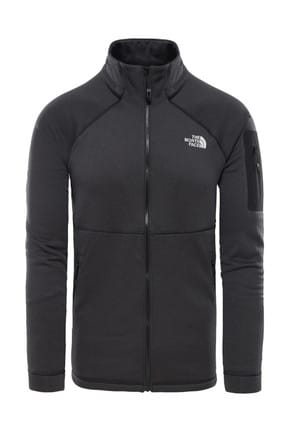 The North Face The North Face Impendor Powerdry Erkek Mont Siyah