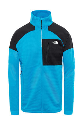 The North Face The North Face Impendor Grid Erkek Mont Mavi/Siyah