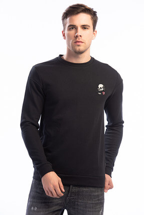 Jack & Jones Sweatshirt - Marco Premium Sweat Crew Neck