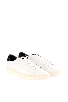 Fred Perry Erkek Spencer Canvas Sneaker 183FRPEAYB4129