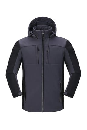 2AS 2AS Visir Erkek Softshell Mont