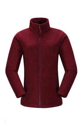 2AS 2AS Benue Lady Full Zip Fleece