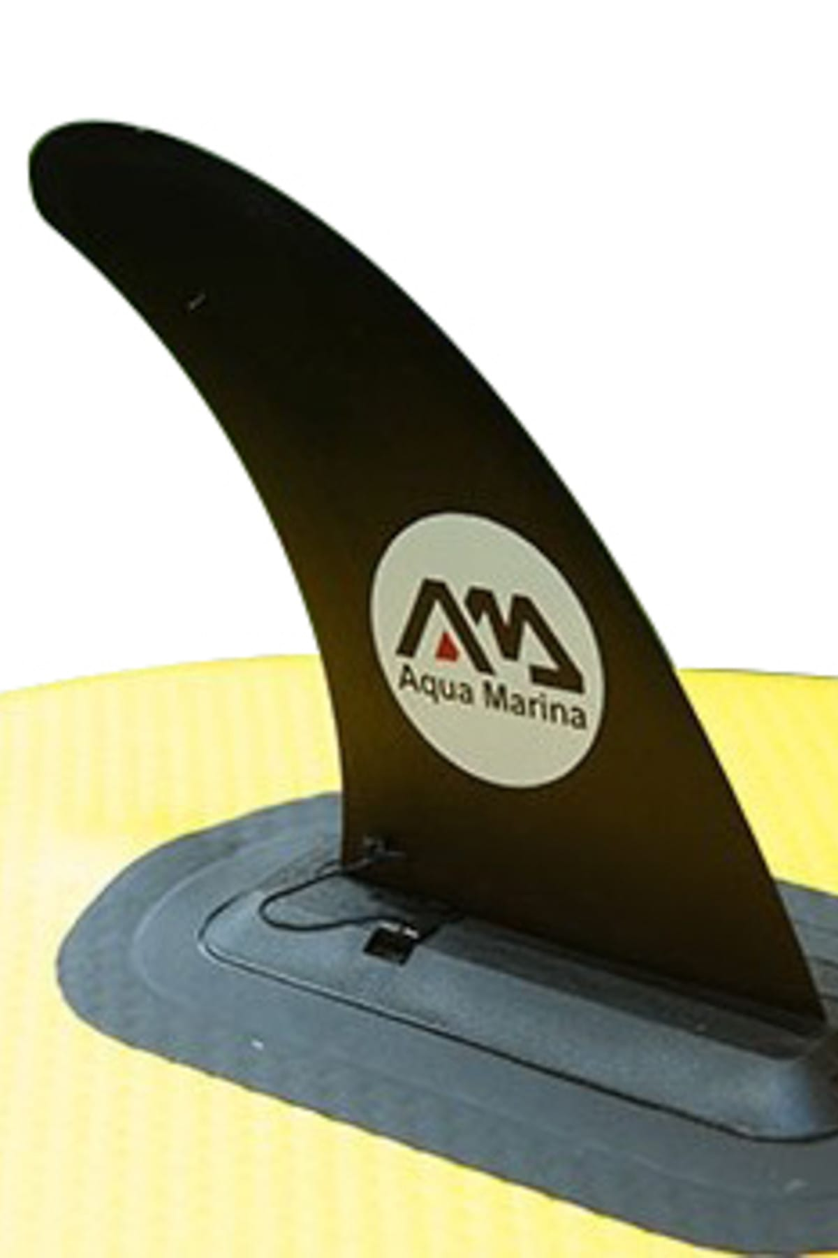Aqua Marina Ss15 Slide ın Center Fin With Am Logo