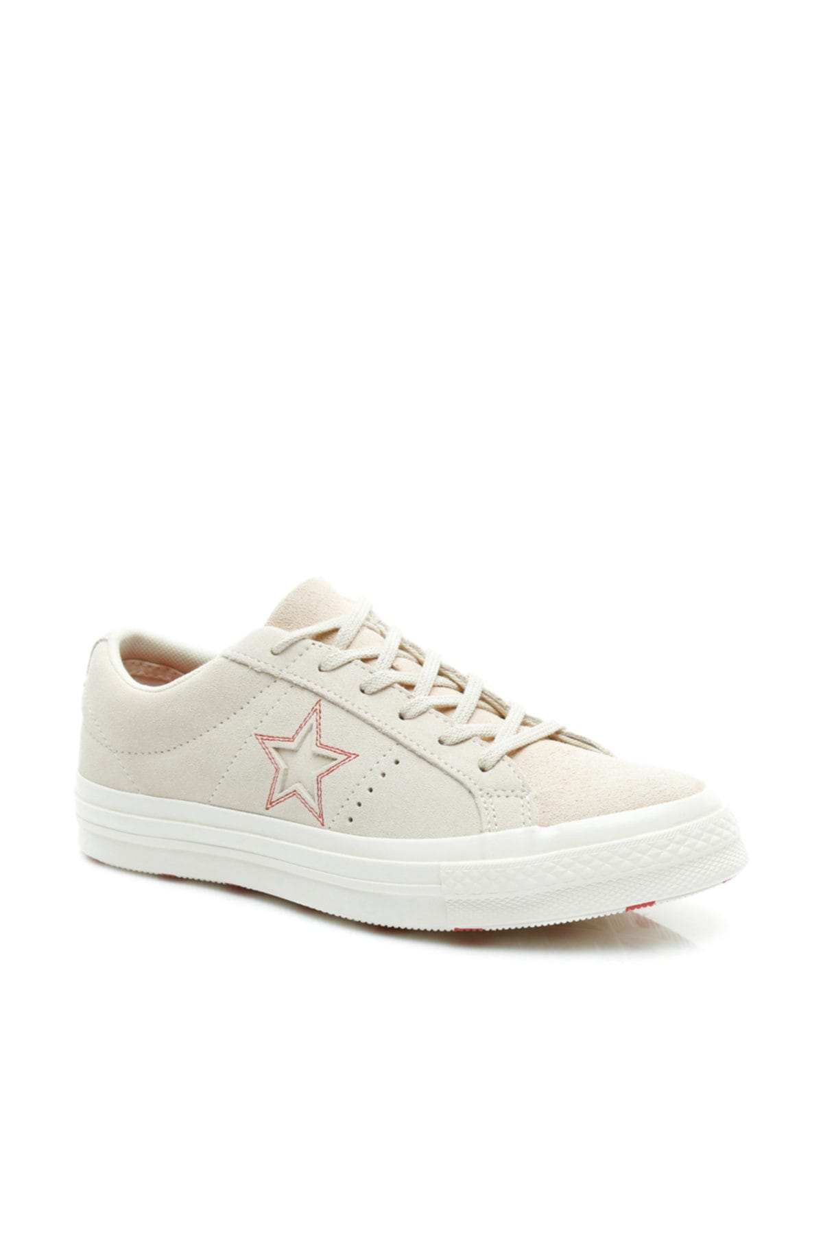 kadin-one-star-love-metallic-krem-sneaker-163189c-5043972-c-281-krem