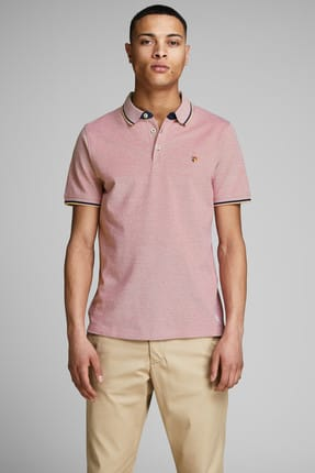 Jack & Jones Polo Yaka T-shirt - Paulos Premium Polo SS