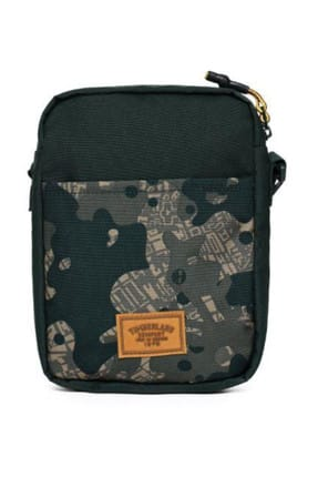 Timberland Small Items Bag Print Çanta