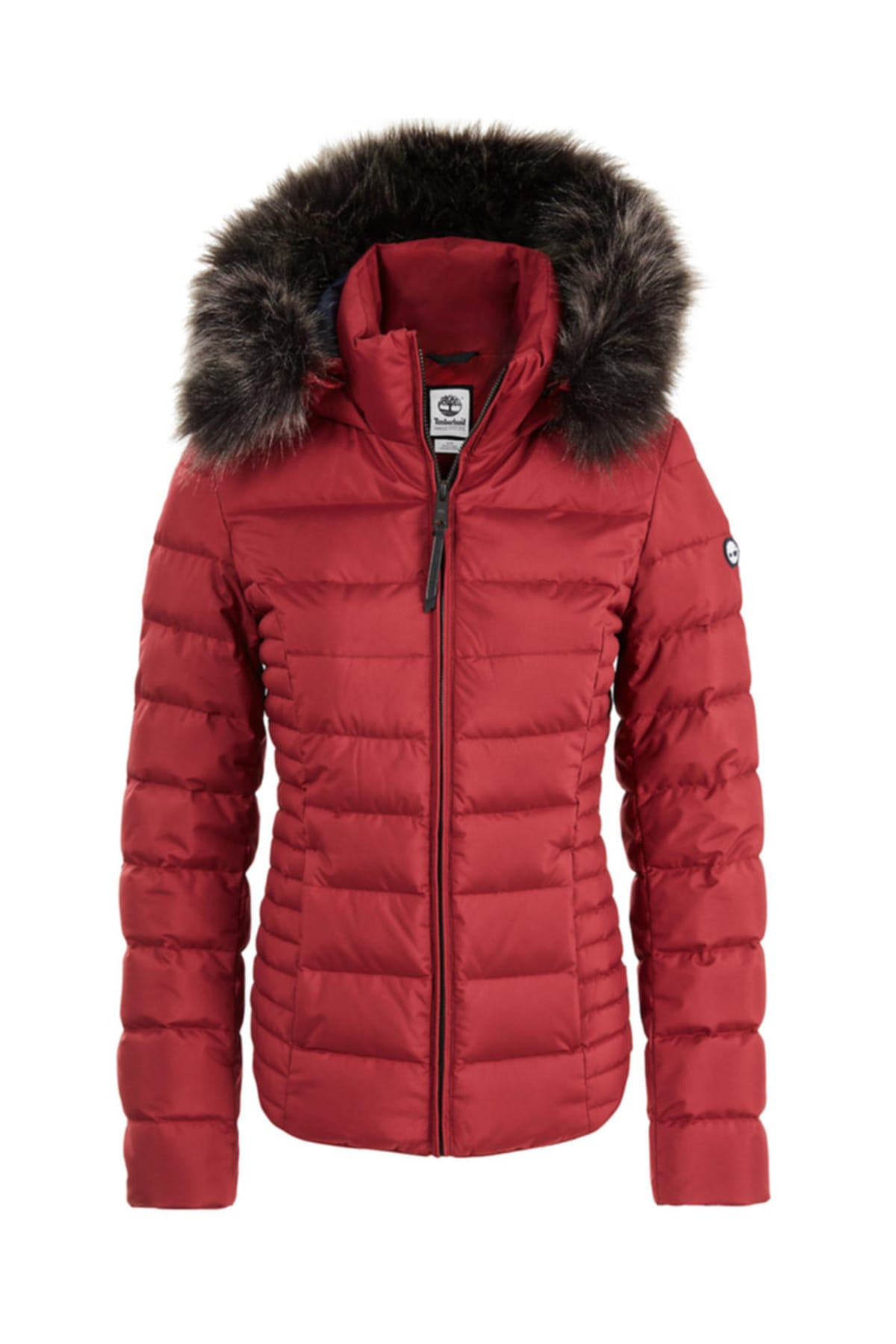 Timberland Quilted Hooded Jacket Mid Weight Kadın Mont – 1189.0 TL