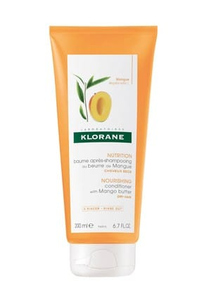 Klorane Mangolu Besleyici Bakım Kremi - Nourishing Conditioner with Mango Butter 200 ml 3282770075472