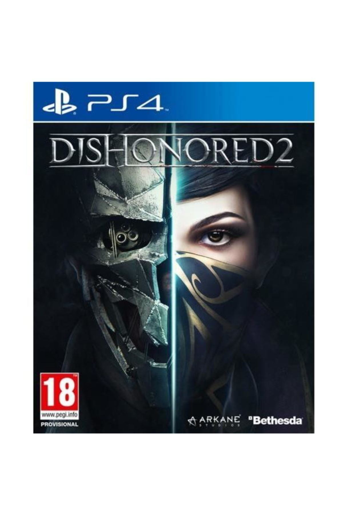 Bethesda Ps4 Dishonored