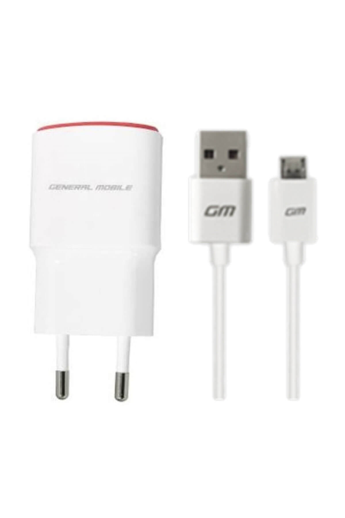 General Mobile Gm 8 Micro Usb Orijinal Şarj Aleti