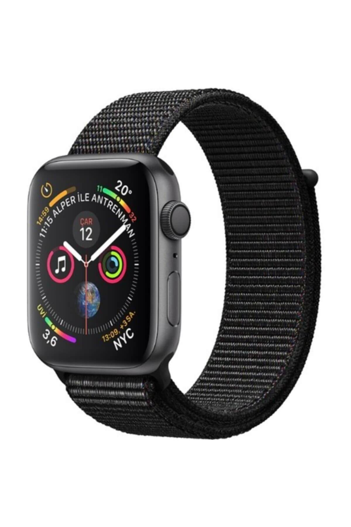 Apple Watch Seri 4 Mu672tu a 40mm Gps Uzay Grisi Alüminyum