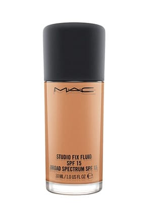 Mac Fondöten - Studio Fix Fluid Spf 15 N6.5 30 ml 773602531929