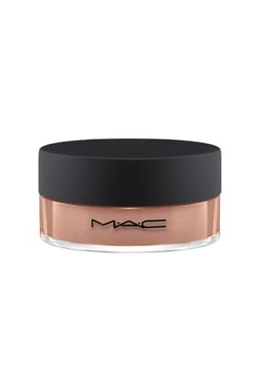 Mac Sabitleme Pudrası - Iridescent Loose Powder Golden Bronze 12 g 773602551125