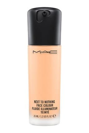 Mac Transparan Krem Fondöten - Next To Nothing Face Color Light 35 ml 773602423439