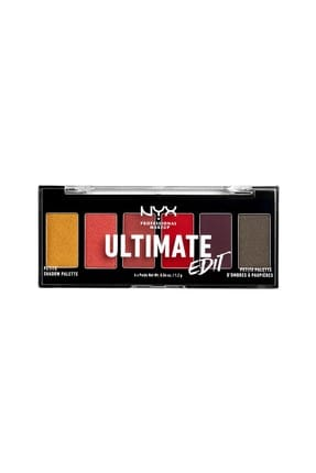 NYX Professional Makeup Göz Farı Paleti - Ultimate Edit Petite Shadow Palette Phoenix 800897186166