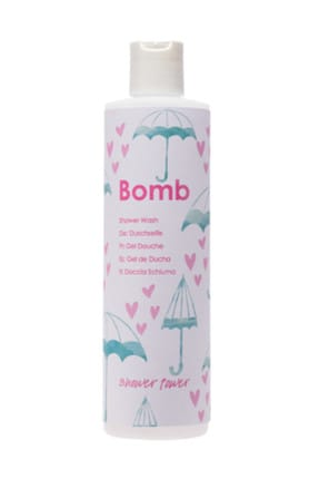 Bomb Cosmetics Shower Power Bergamot ve Gül Esansli Duş Jeli 300 ml 5037028259658