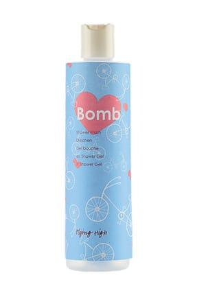 Bomb Cosmetics Flying High Limonotu ve Bergamot Esansli Duş Jeli 300 ml 5037028250655