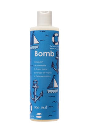 Bomb Cosmetics Sea Salt Duş Jeli 300 ml 5037028259641