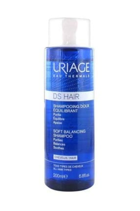 Uriage DS Hair Soft Balancing Shampoo 200 ml 3661434007408