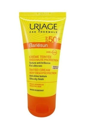 Uriage Bariesun SPF50+ Tinted Cream Fair Tint 50 ml 3661434006517