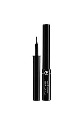 Armani Eyeliner - Eyes To Kill No:01 Onyx 3614272091078