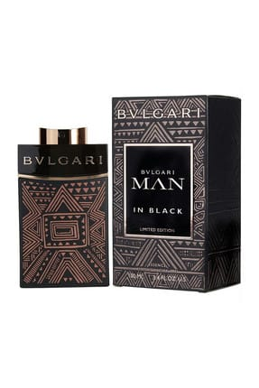 Bvlgari Man In Black Limited Edition Essence Edp 100 ml 783320983733
