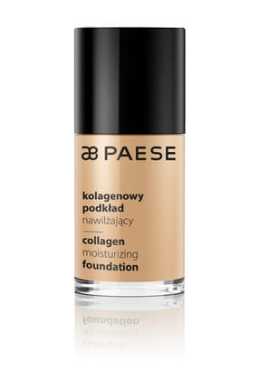 PAESE Fondöten - Collagen Mouistrizer Foundation 300W Bisquit 5902627613333
