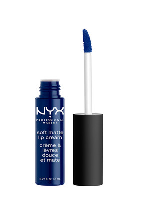 NYX Professional Makeup Mat Ruj - Soft Matte Lip Cream Moscow 14 g 800897849016