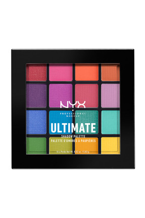 NYX Professional Makeup Göz Farı Paleti - Ultimate Shadow Palette Brights 800897017651
