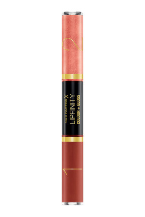 Max Factor Ruj ve Renkli Parlatıcı - Lipfinity Colour & Gloss 630 More & More Macchi 4084500210462