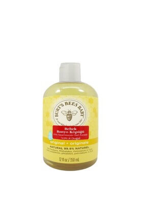 Burts Bees Baby Bee Bubble Bath 792850336414