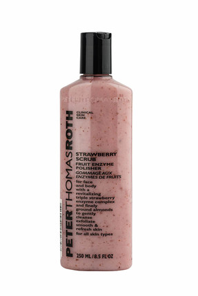 PETER THOMAS ROTH Çilek Özlü Peeling - Strawberry Scrub Fruit Enzyme Polisher 250 ml 670367002797İ