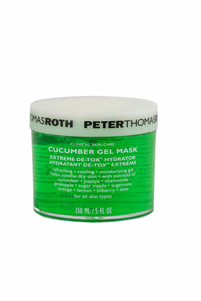 PETER THOMAS ROTH Salatalık Özlü Maske - Cucumber Gel Masque 150 ml 670367014042