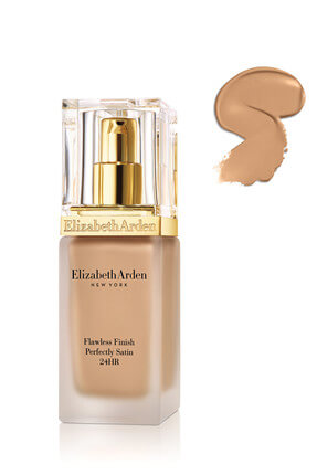 Elizabeth Arden Fondöten - Flawless Finish Perfectly Satin 24H Spf 15 11 30 ml 085805172886