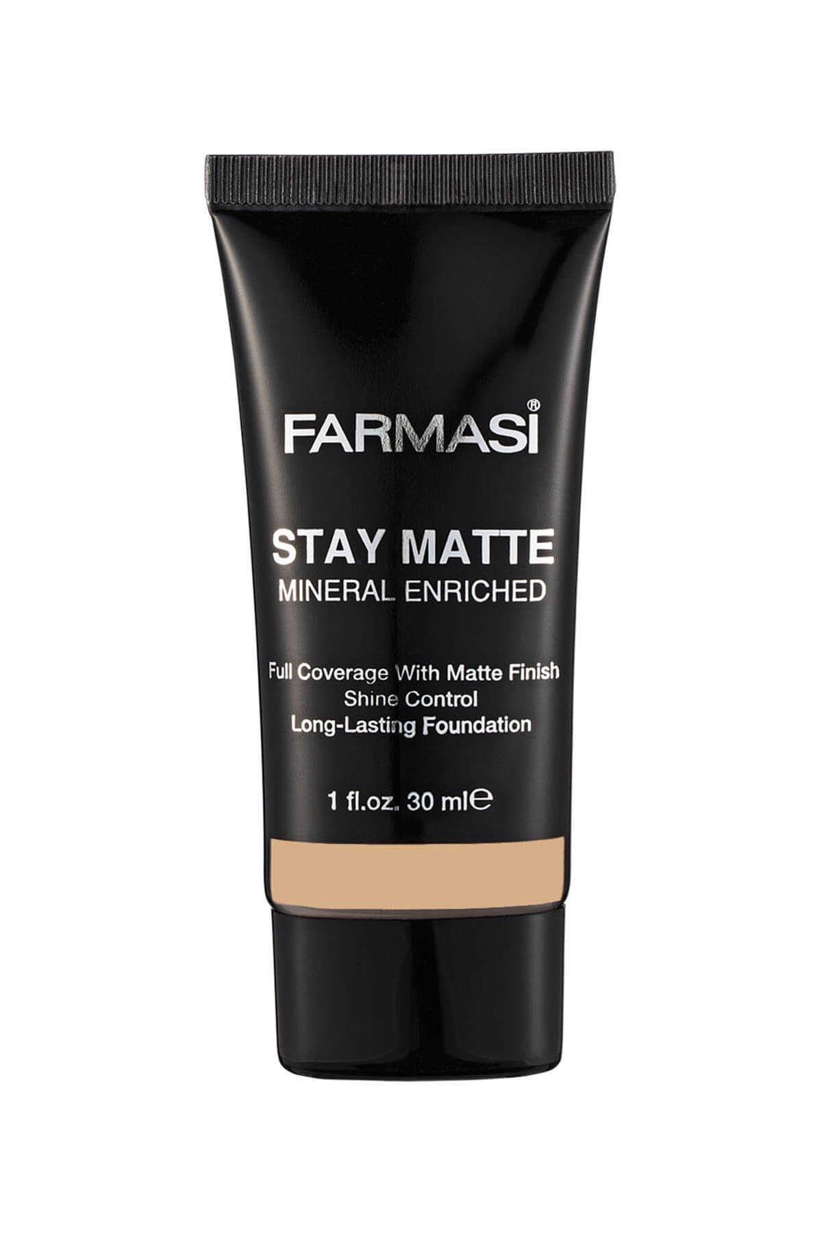 Farmasi Fondöten – Stay Matte Foundation Sand Beige No: 04 30 Ml 8690131712044 – 24.99 TL