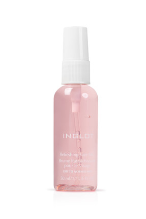 Inglot Kuru & Normal Ciltler için Yüz Misti - Refreshing Face Mist – Dry to Normal Skin 50 ml 5901905300019