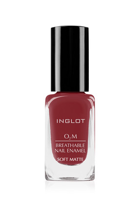 Inglot Mat Oje - O2M Breathable Nail Enamel Soft Matte Matte It Be 530 11 ml 5901905285309