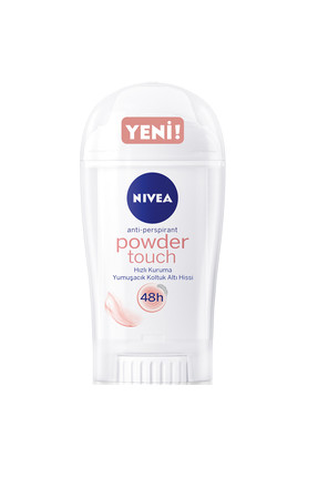 Nivea Powder Touch Kadın Deodorant Stick 40 ml