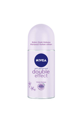 Nivea Double Effect Kadın Deodorant Roll-On 50 ml