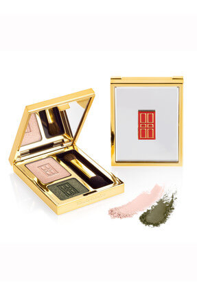 Elizabeth Arden 2'li Göz Farı - Beautiful Color Eye Shadow Duo 01 Classic Khaki 3.4 g 085805134358