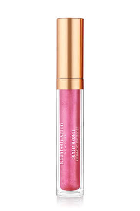 Elizabeth Arden Dudak Parlatıcısı - Sunset Bronze Prismatic Lip Gloss 2 Midnight Kiss 085805543372