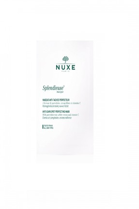 Nuxe Tekli Maske - Spendieuse Anti-Dark Spot Perfecting Mask 21 ml  3264680009563