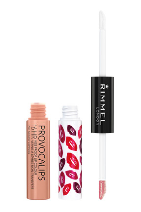 RIMMEL LONDON Ruj - Provocalips Kiss Proof Lip Colour 700 Skinny Dipping 3607344546712