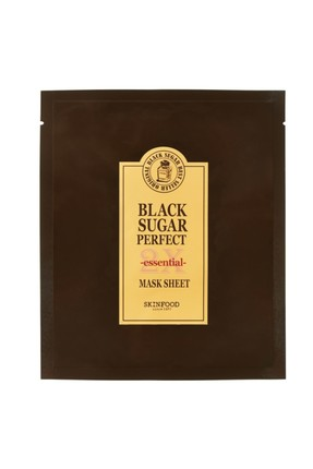 Skinfood Tek Kullanımlık Maske - Black Sugar Perfect 2x Essential 21 g 8809427862589
