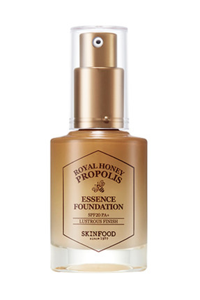 Skinfood Royal Honey Propolis Essence Fondöten (spf20 pa+ Doğal Bej)30ml 8809511276605