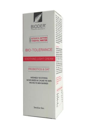 Bioder Bio-Tolerance Light Cream 30 ml 8680512626558